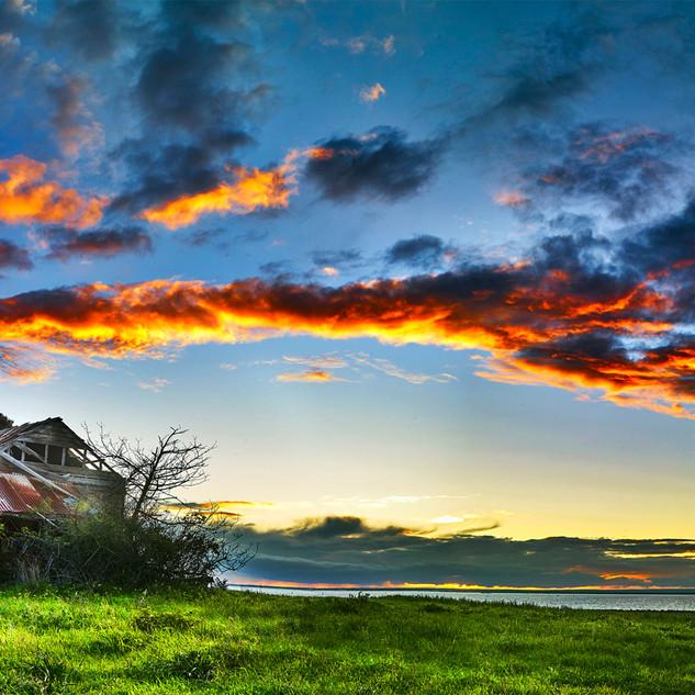 Oldhouse overlook You Yang_Panorama sele