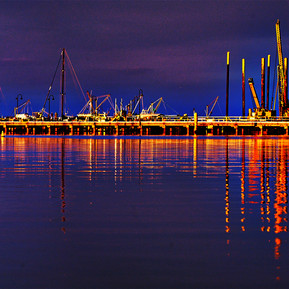 Portarlington  Pier pano.jpg