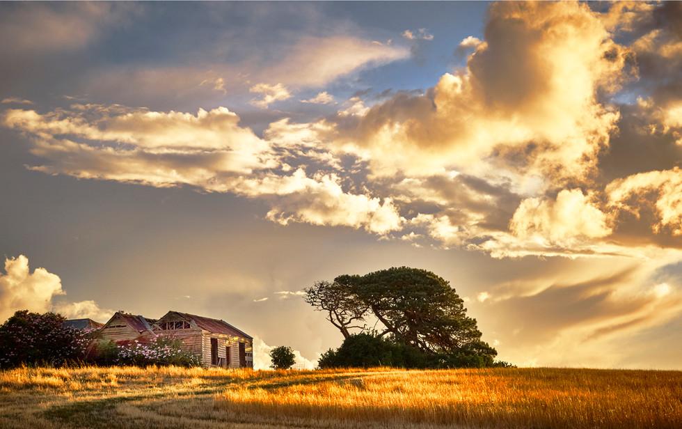 Historical Old Farm House