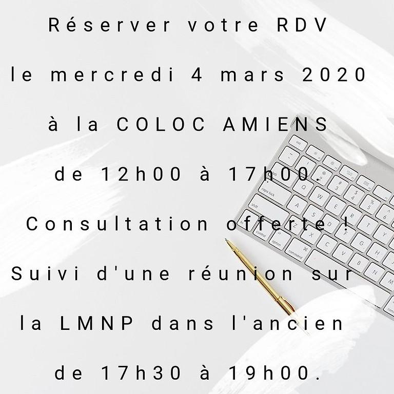 REUNION D'INFO SUR LA LMNP