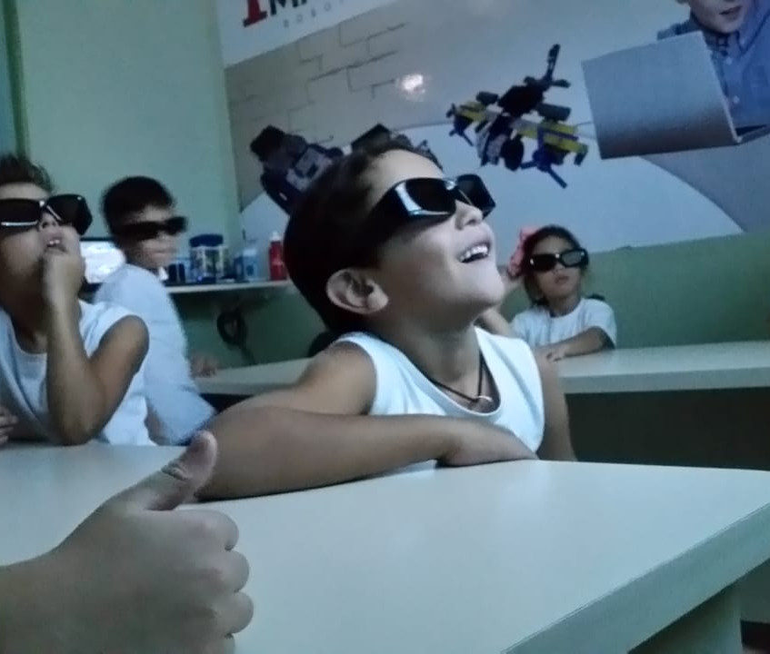 Aulas em 3D - XD Education 1