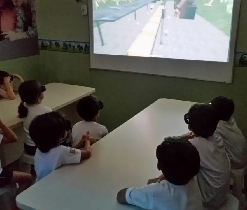 Aulas em 3D - XD Education 13