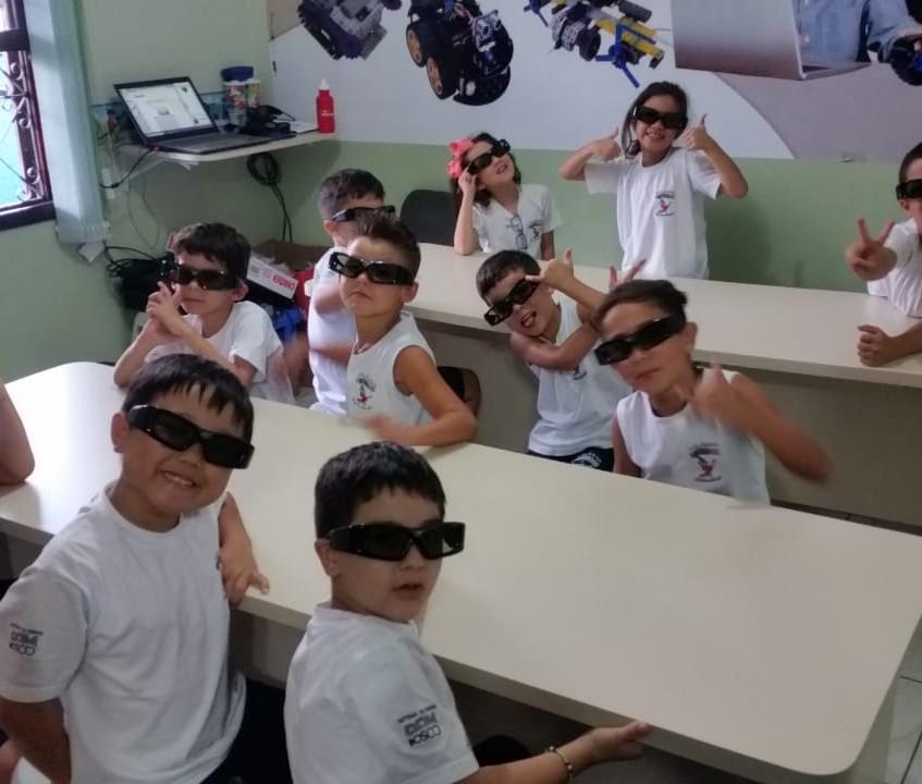 Aulas em 3D - XD Education 3