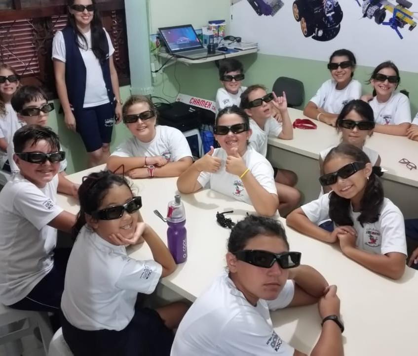 Aulas em 3D - XD Education 12