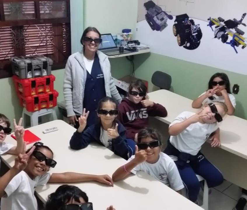 Aulas em 3D - XD Education 4