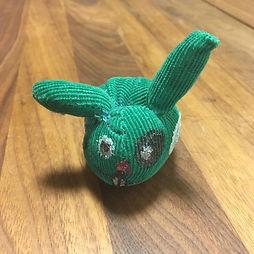 green bun loaf