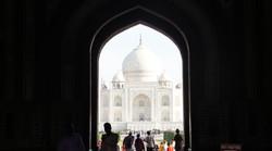 Taj Mahal Ticketing