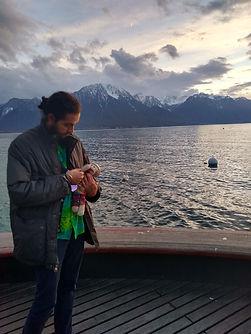 montreux lac lemen lake geneva