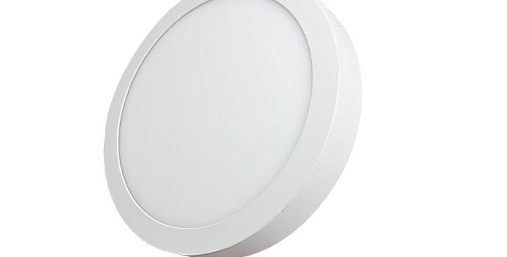 סדרת פאנלים צמודי תקרה עגולים 7-54W