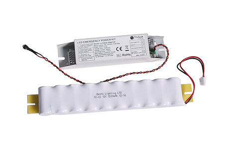 מנגנון חירום5-54W חיבור לד חיצוני