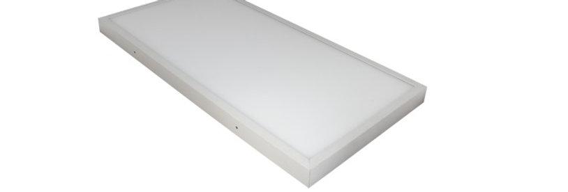 סדרת פאנלים צמודי תקרה מלבניים 24-54W