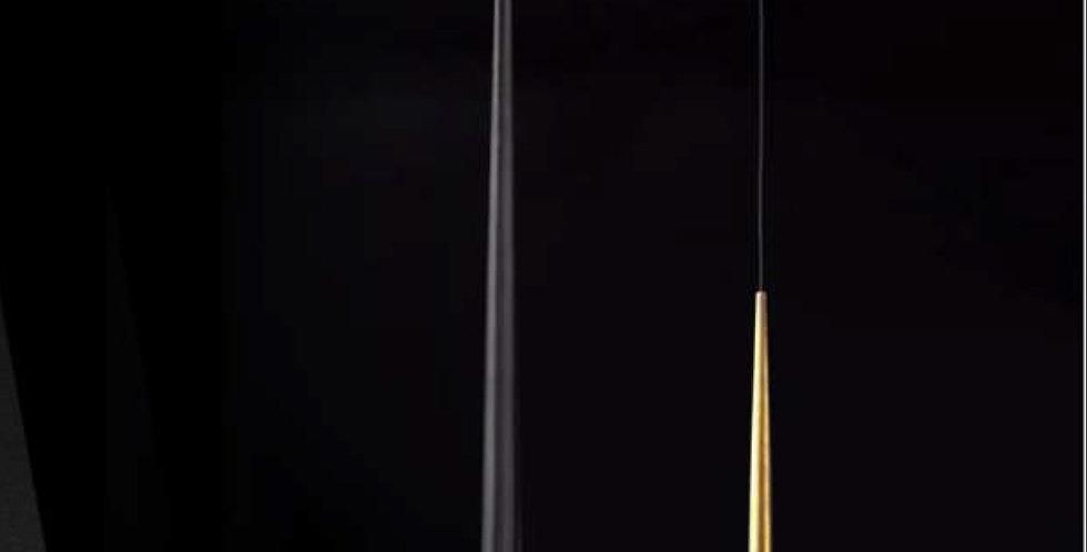 סדרת תלויי פאולו קצר/ארוך 2Wזהב