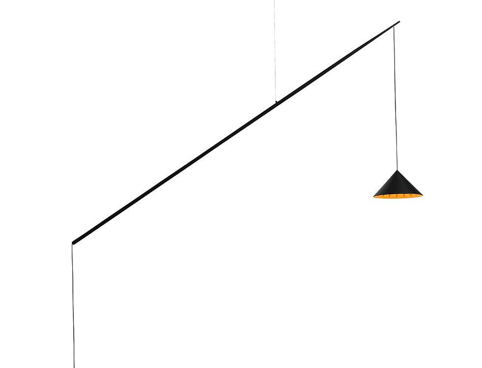 מנורת רצפה תלויה דה ווינצ'י 12W