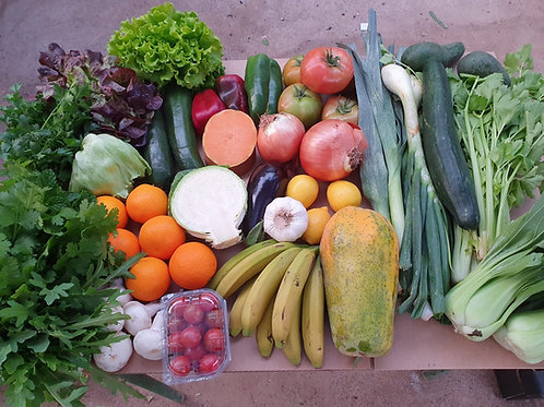 Caja de verduras 15