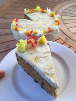 Vegan Cakes / Tartas Vegana