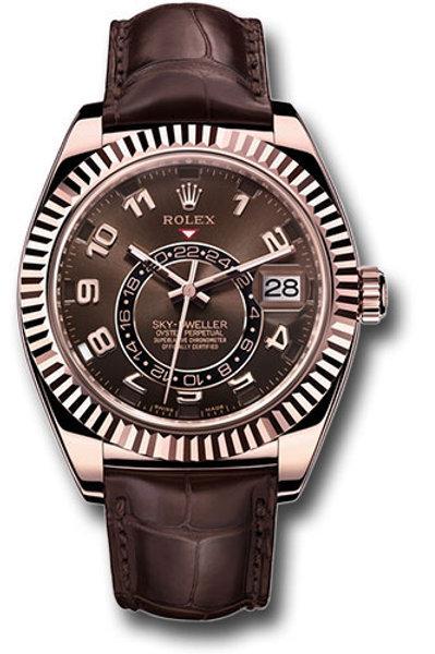 Rolex Sky-Dweller Rose Gold 326135