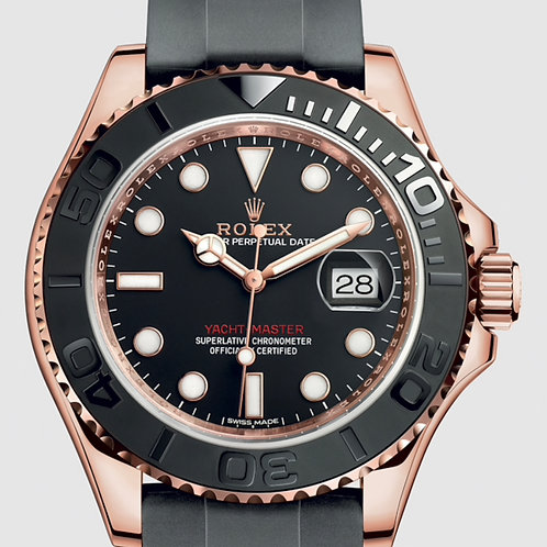 Rolex Yachtmaster Everose 116655