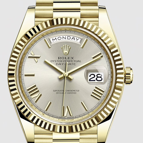 Rolex Oyster Perpetual Day-Date 40 228238