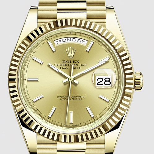 Rolex President Day-Date 40 Watch