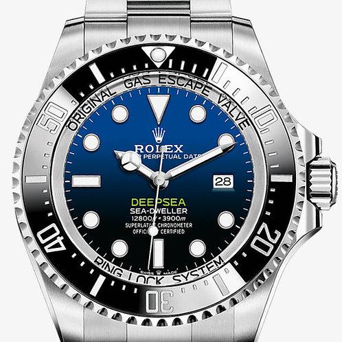 Rolex Deep Blue  126660