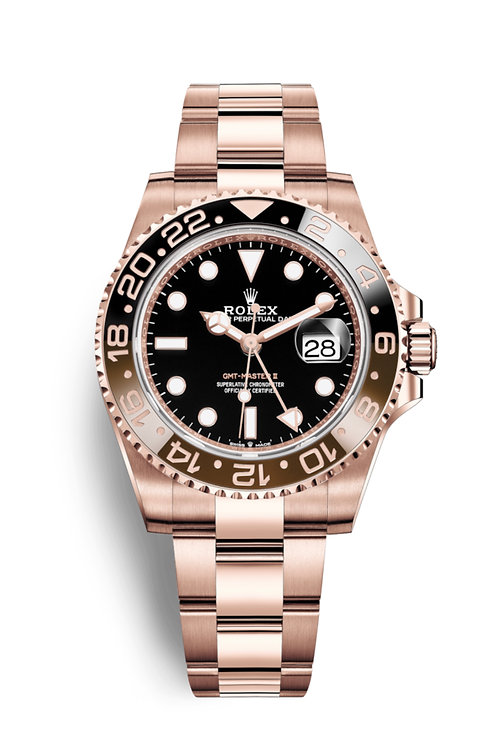 "Rolex GMT-Master II 126715CHNR ""ROOTBEER"""
