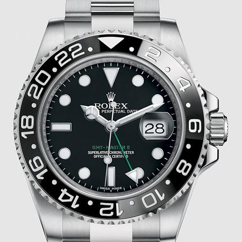 GMT-Master II Steel 116710LN