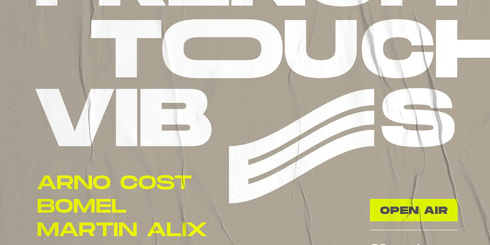 French Touch Vibes #5 : Arno Cost, Bomel, Martin Alix, Valentine G, Tatyana Jane, Ams