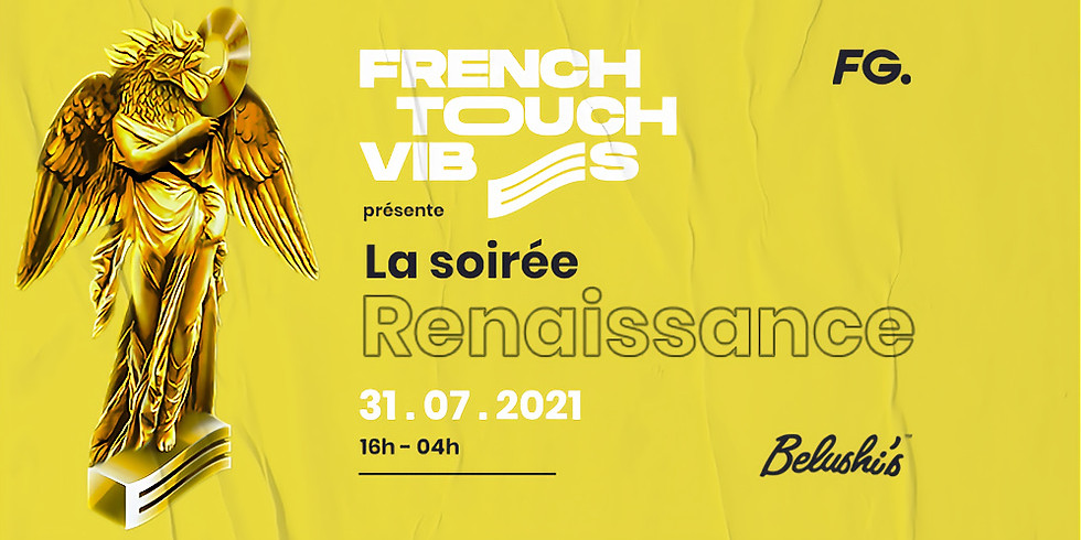 French Touch Vibes : Renaissance