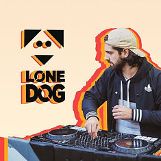 French Touch Vibes Lone Dog