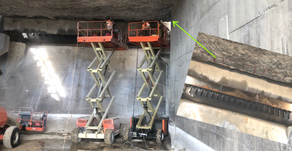 Orlando Notable Project: Ivey's Construction - Blast Tunnel