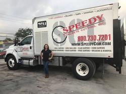Speedy Custom Trucks