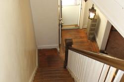Stairs to the Main Door