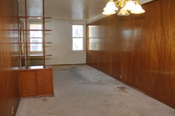 Dining Area and the Living Room