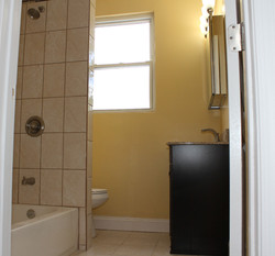 New Full Bathroom