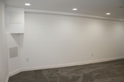 The new family room