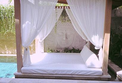 Bali Beachside Luxury villa rental