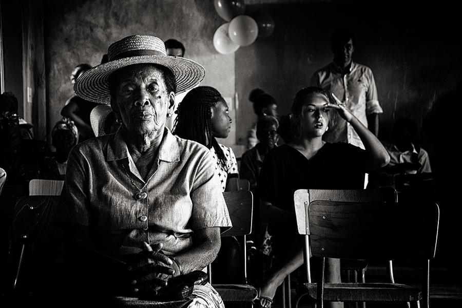 Old Haitian Woman 2