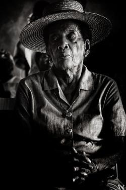 Old Haitian Woman