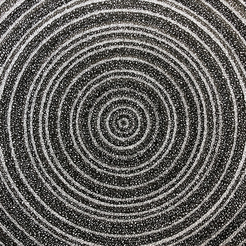 Concentric Ink 6, 2019