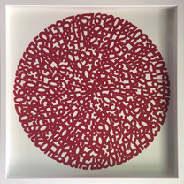 Concentric Red, 2017
