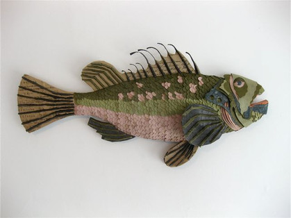 Paper Fish, 2009