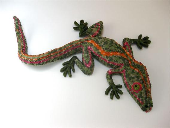Paper Chameleon, 2009