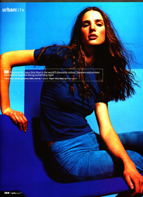Technicolor Backdrop, 2003