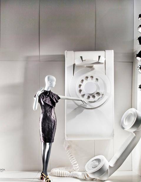 Giant Phone, 2007