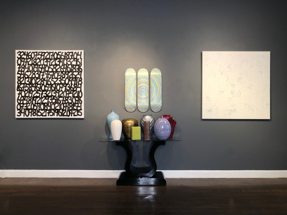 Vases, 2021