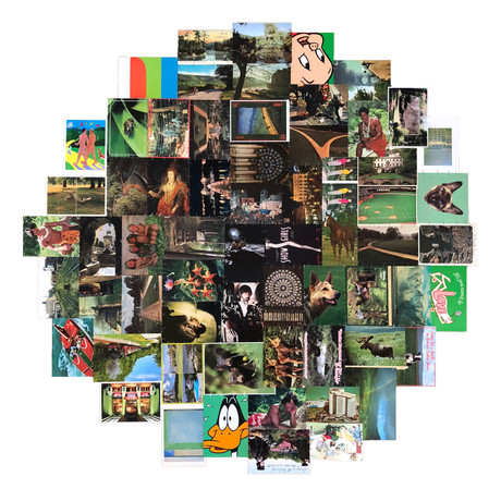Green Postcards 2018
