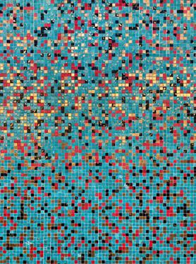 #1961 Mosaic, 2021