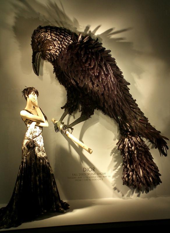 Large Crow, 2012