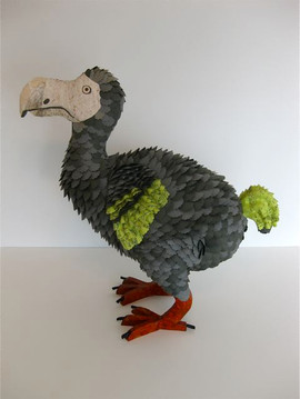 Paper Dodo Bird, 2009