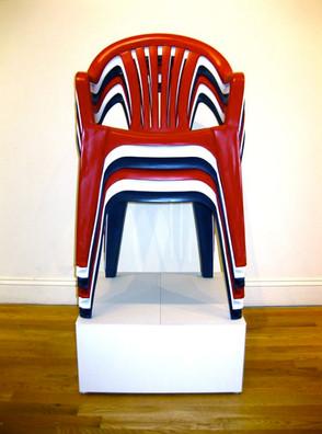 USAUSA (Monobloc Chairs), 2009